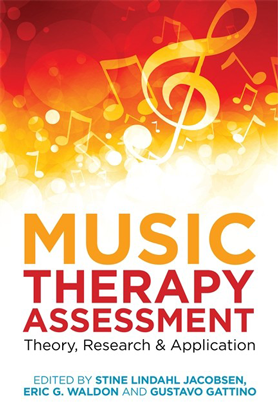 Book cover Music Therapy Assessment